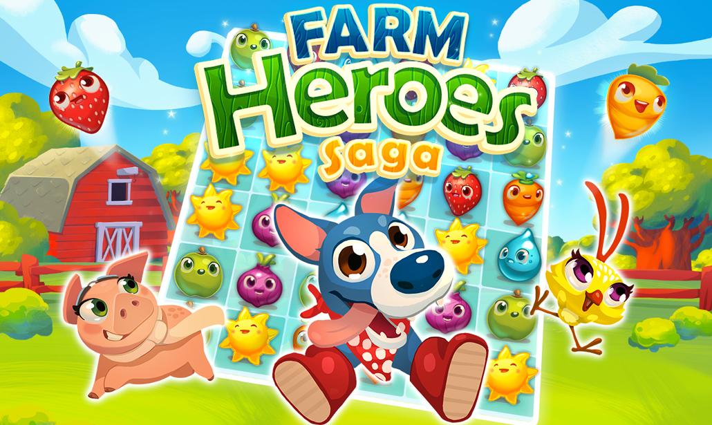 Trucchi Farm Heroes Saga: Come avere Oro Gratis