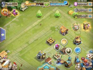 trucchi castle clash