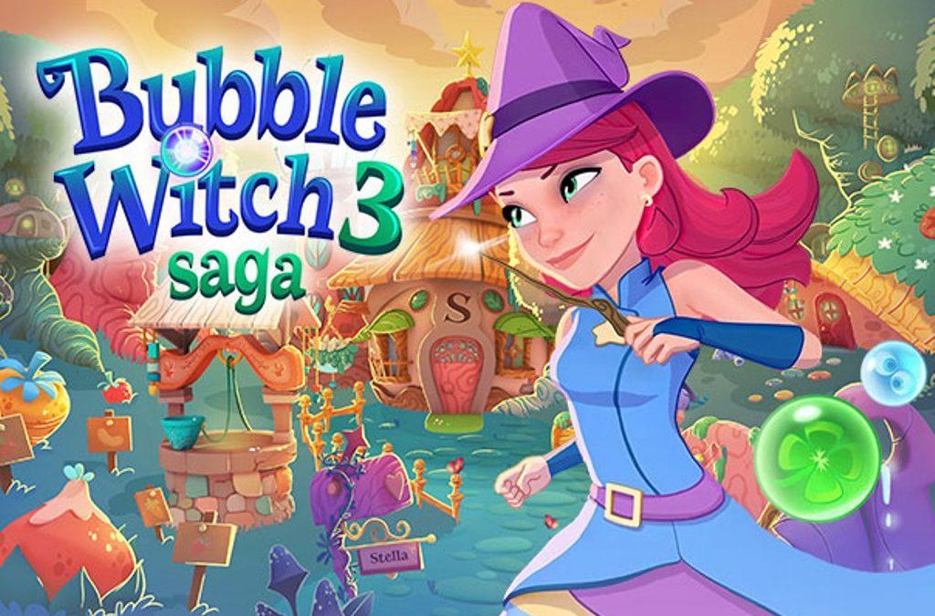Trucchi Bubble Witch 3 Saga: Come avere Lingotti D'Oro Gratis