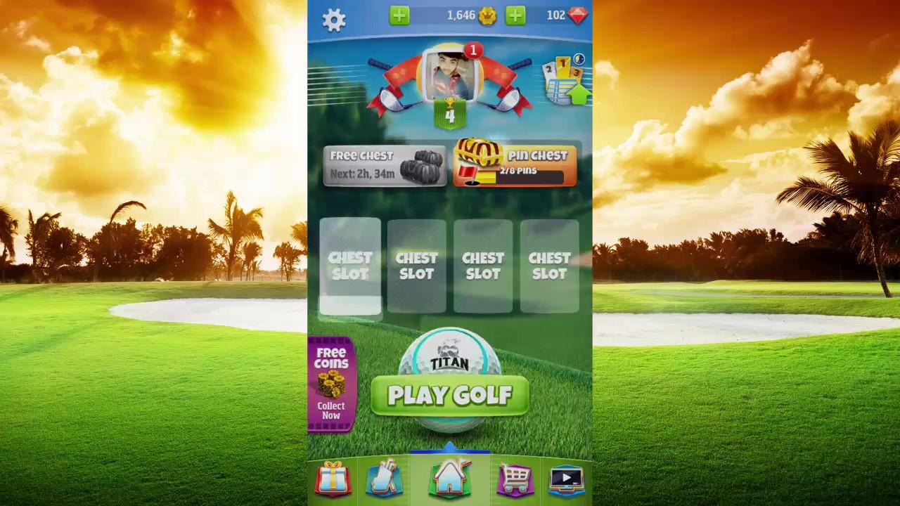 golf clash italia