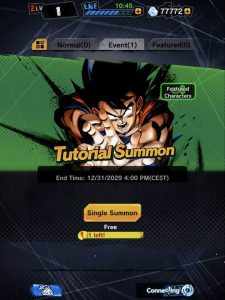 trucchi dragon ball legends