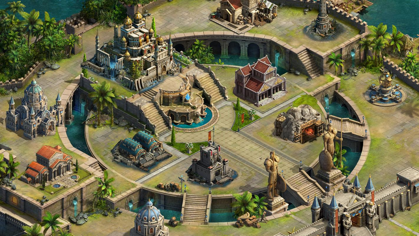 forge of empires italia