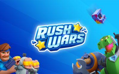 Trucchi Rush Wars: Come avere Monete e Gemme Gratis