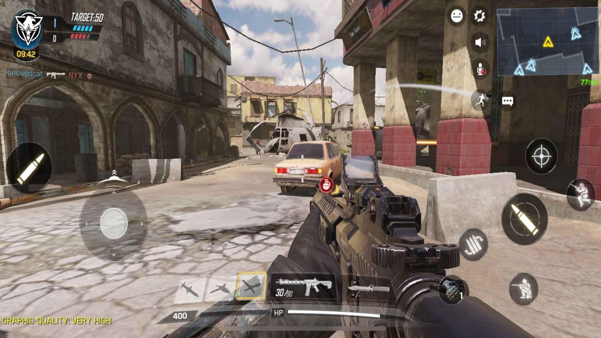 tricks call of duty mobile italy