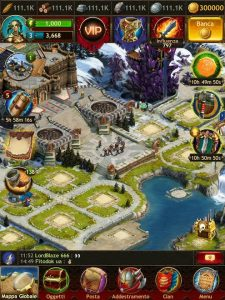 trucchi vikings war of clans