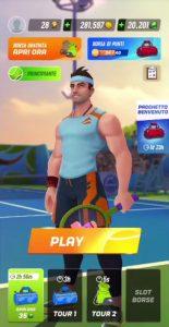 trucchi tennis clash