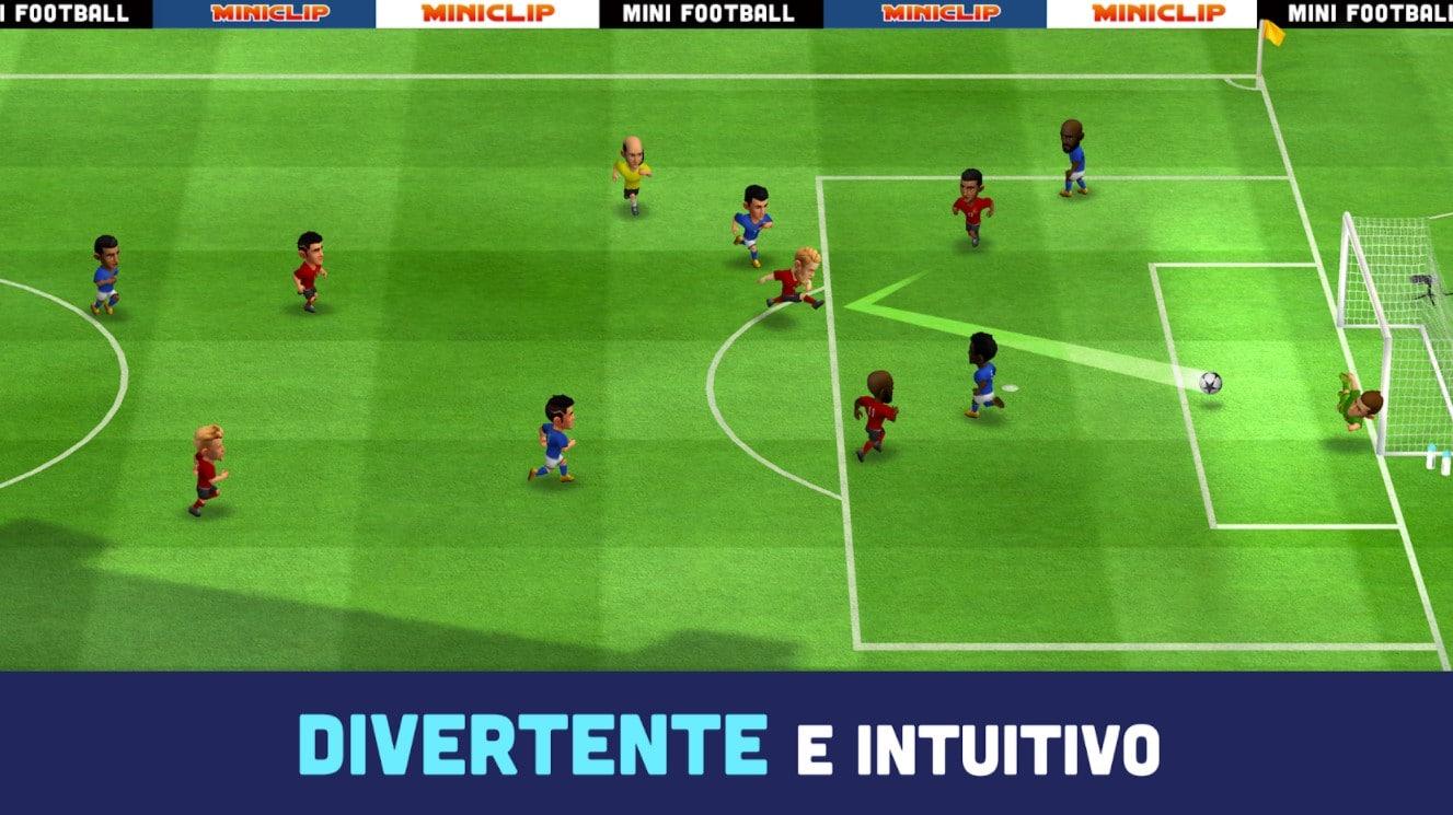 mini football italia