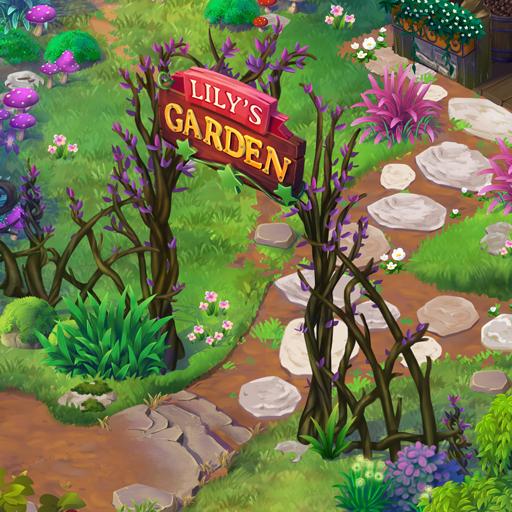 lily's garden monete e stelle gratuite
