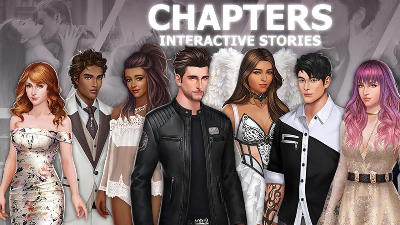 chapters interactive stories italia