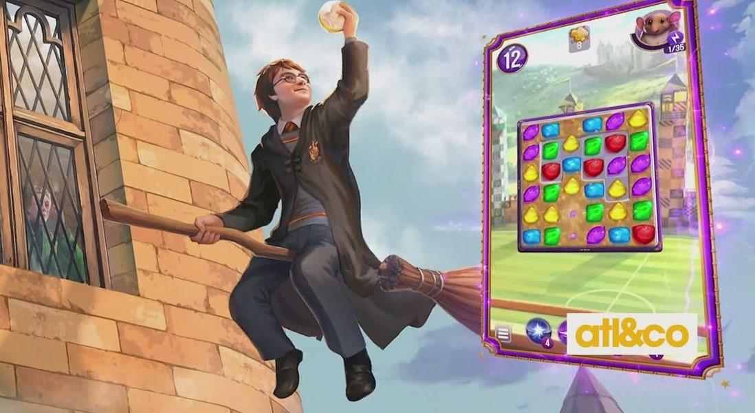 harry potter enigmi e magia italia