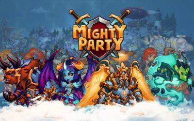 Trucchi Mighty Party: Come avere Gemme e Oro Gratis